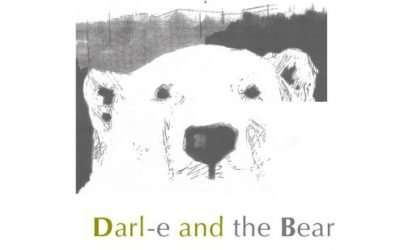 Darl-e and the Bear