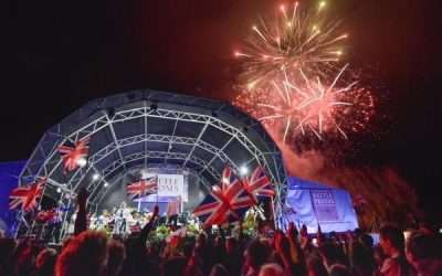 Battle Proms Picnic Concert – Blenheim Palace – 4th July