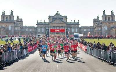 British Heart Foundation Half Marathon – Blenheim Palace – 27th September