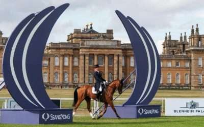 SsangYong Blenheim Palace Horse Trials 2021